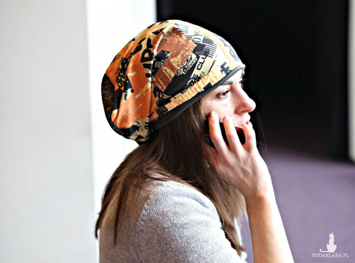 czapka handmade prawnik idiota po sejmie sie miota 11
