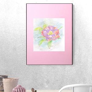 słoń plakat na ścianę, obrazek ze słoniem, grafika do pokoju chłopca, prezent na szczęście