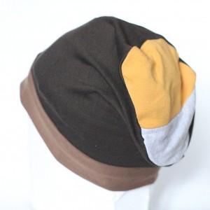 czapka dzianinowa sportowa