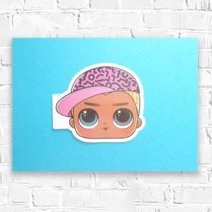 ładna akwarela do salonu, akwarela z dziewczyną, oprawiony obraz malowany ręcznie, kobieta rysunek do salonu