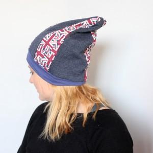 czapka handmade odnalazła po omacku dziure w placku A1