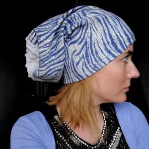 czapka na małą głowę damska