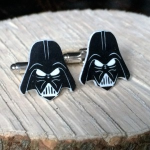 Spinki do mankietów STAR WARS Darth Vader