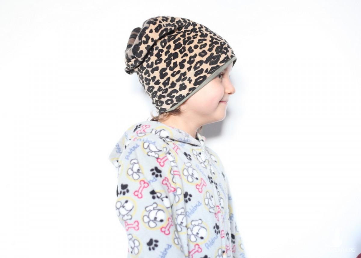 czapka dziecięca mamo chce taką samą A1