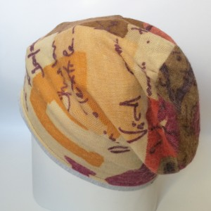 czapka damska dzianina kolorowa miękka