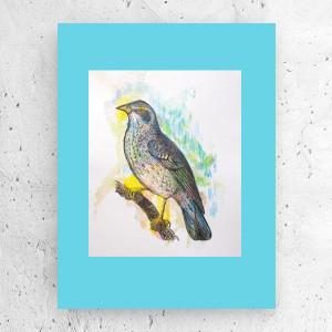 krasnale obrazek, grafika do dziecięcego pokoju, ładny plakat dla dzieci, bajkowy obrazek