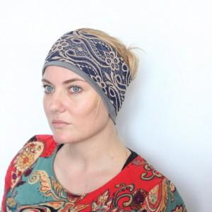 opaska damska koronkowa handmade