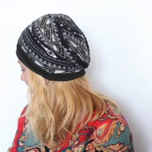 czapka wiosenna orientalna