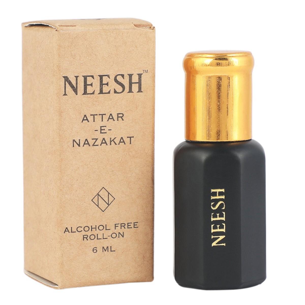 Hinduskie perfumy w olejku typu roll on Attar-e-Nazakat