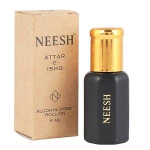 Hinduskie perfumy typu roll on w olejku Attar-e-IshQ