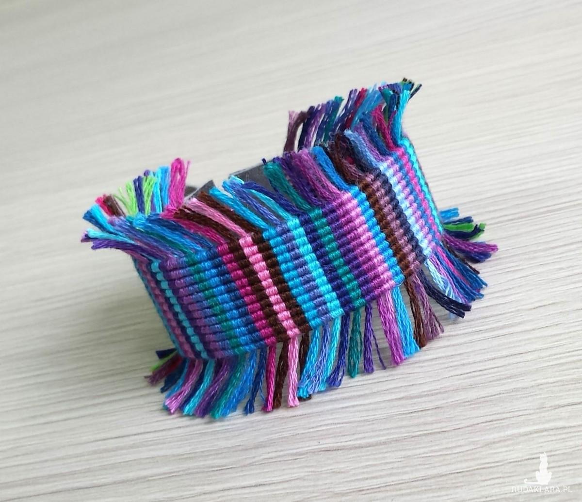 Bransoletka peruwiańska