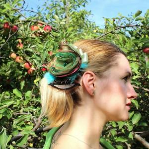 Spinka do włosów Nostalgia Rajskiego Ogrodu