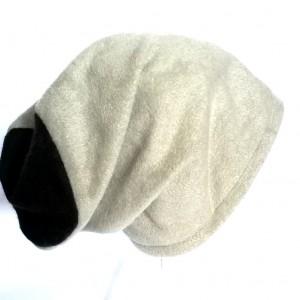 czapka damska ciepła zimowa długa