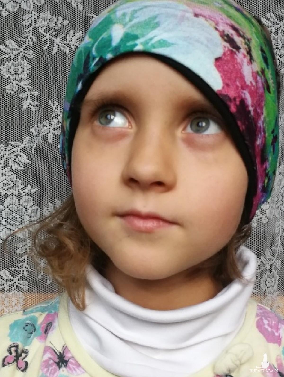opaska dziecięca podwójna kolorowa