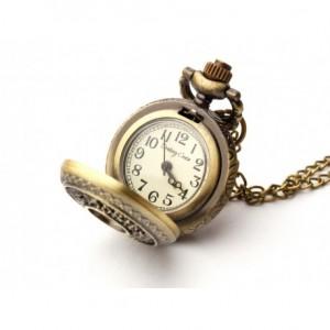Hawuc II - zegarek wisiorek na łańcuszku