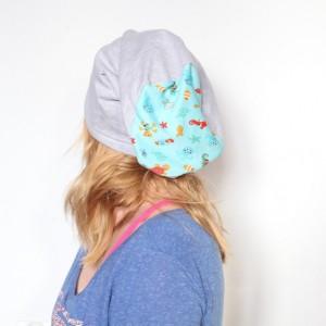 czapka Jak głupi do sera szczerzy sie blondi do zera