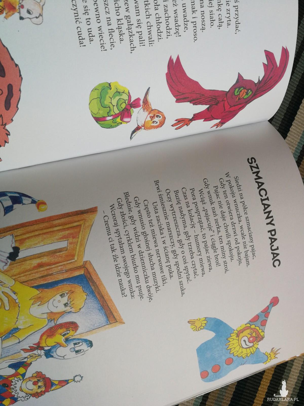 Barbajki kubusiowe wierszyki to książeczka dla dzieci z niezwykle dowcipnymi wierszykami