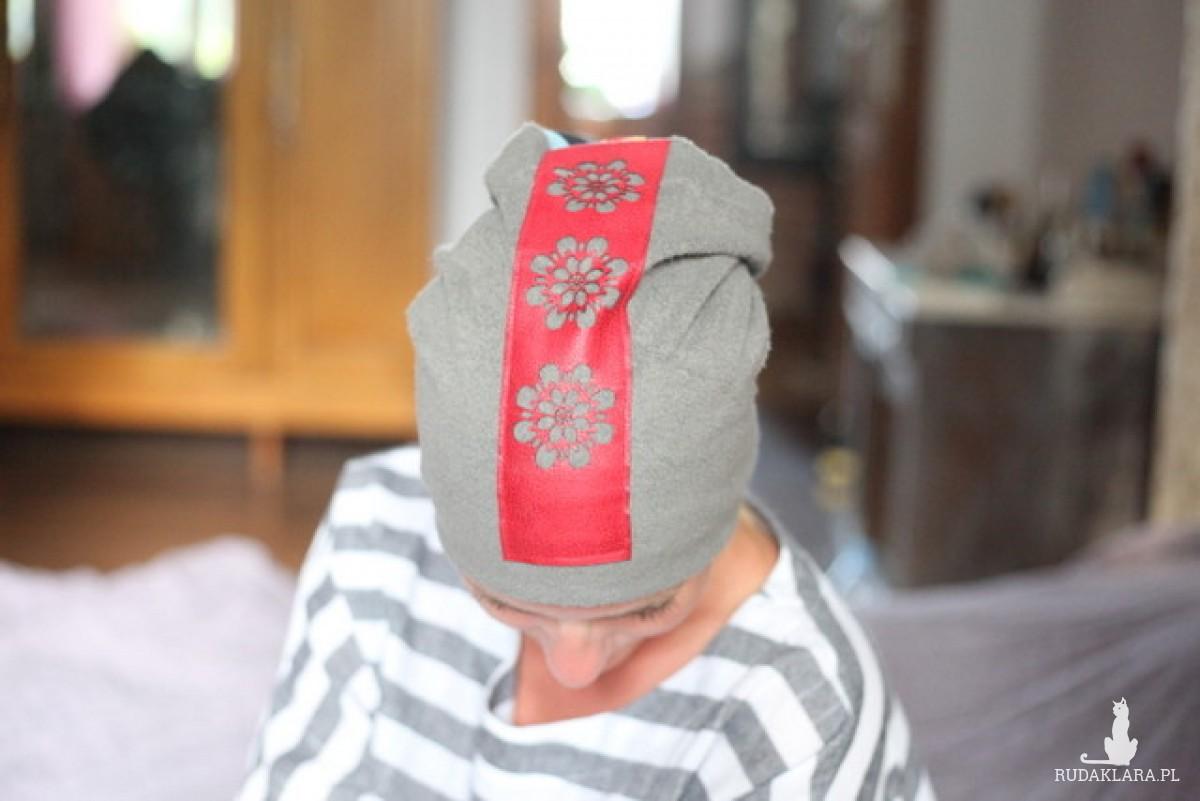 czapka damska Kilo węgierek zjadła i zemsta faraona ją dopadła