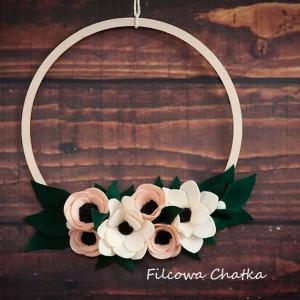 Okrąg kwiatowy - średni