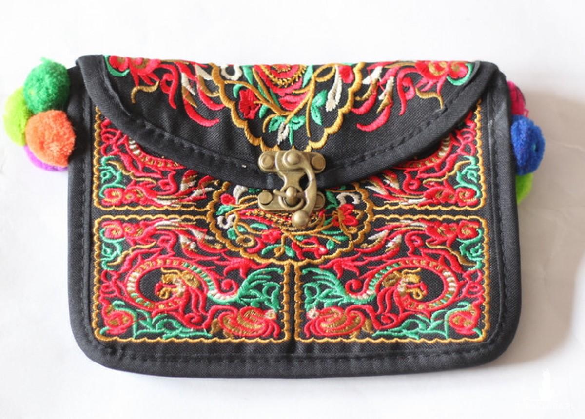 hmong, dymanicznie, kolorowo, etnicznie