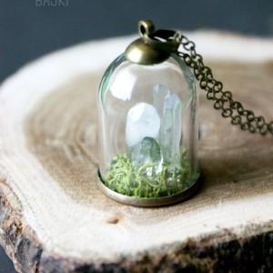 Wisior Mały Kryształ