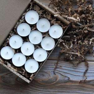Naturalne podgrzewacze sojowe tealight-12szt.
