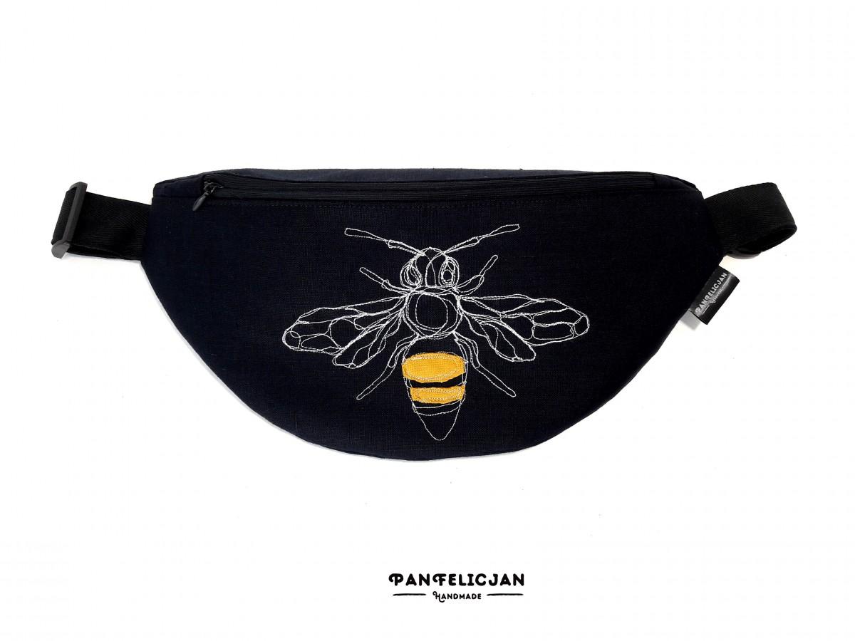 Nerka saszetka pszczoła - standard