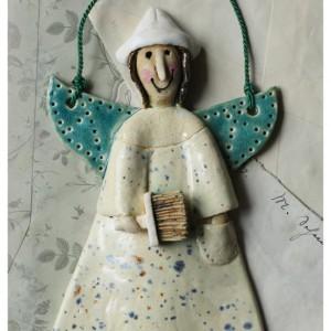 Anioł malarz pokojowy