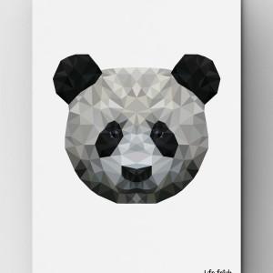 PANDA WILD A3