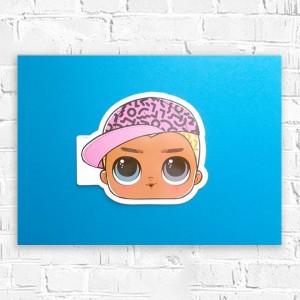 ładna akwarela z dziewczyną, pływaczka obraz, sport rysunek, grafika do pokoju, oprawiony szkic, malowany ręcznie obraz, akwarela do sypialni