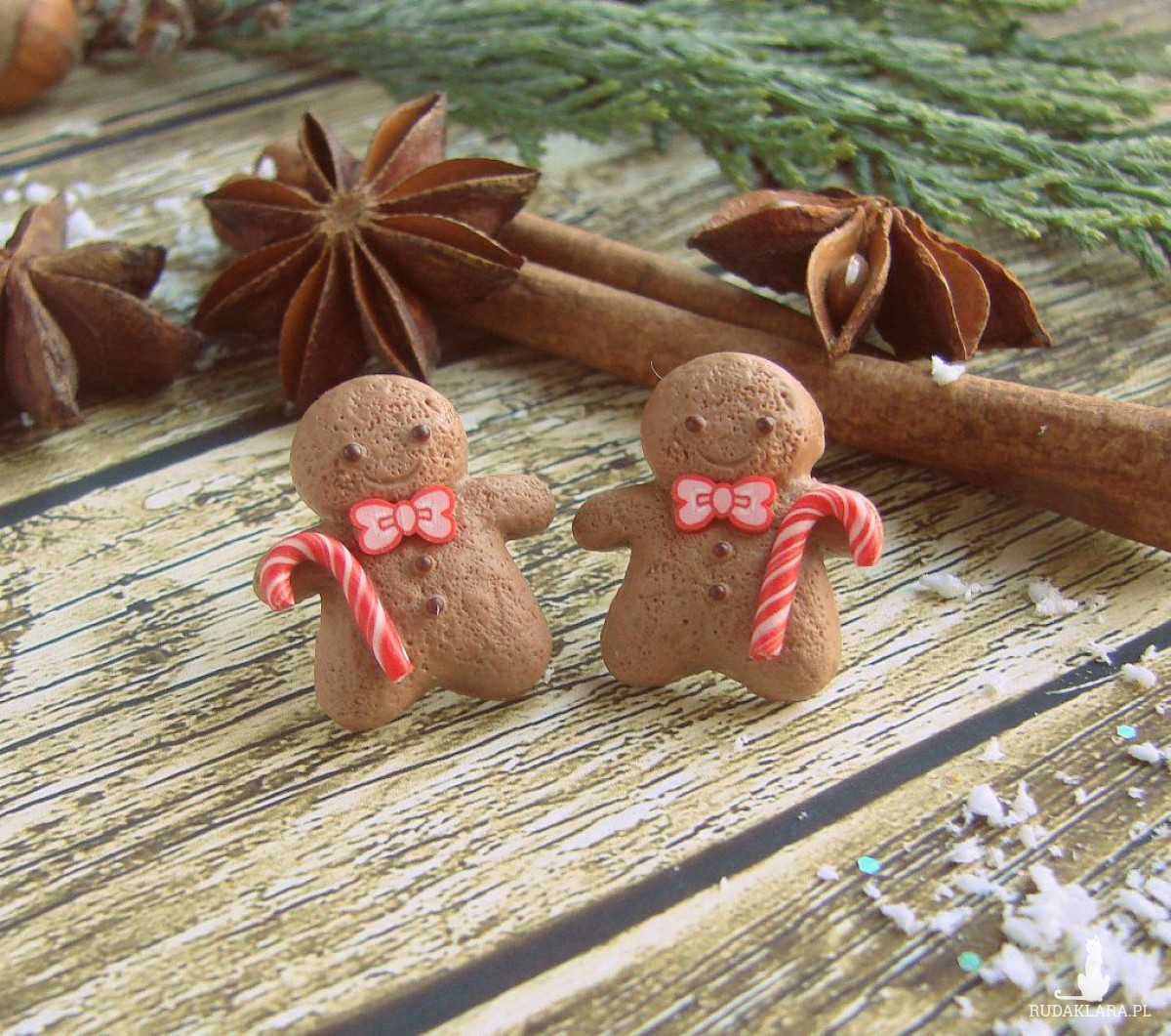 Sztyfty mini ciasteczkowe ludki