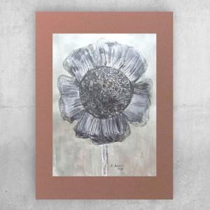 rysunek w skandynawskim stylu, minimalizm obraz, nowoczesna grafika do pokoju