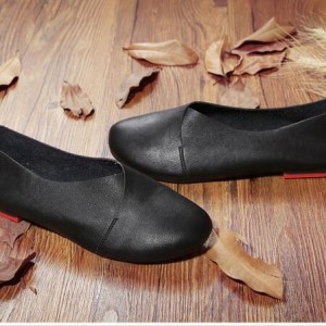 """buty """"cichobiegi"""" czarne ze sztucznej skóry mega wygodne roz.36"""