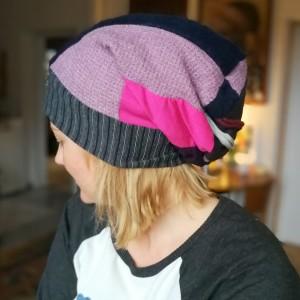 czapka wiosenna damska rozmiar uniwersalny, dobra na codzienne noszenie
