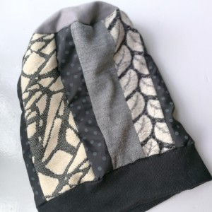 czapka damska etno boho handmade szyta