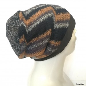 czapka damska wiosenna obwód uniwersalny