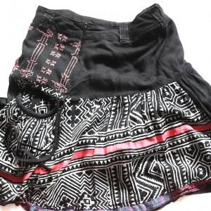 desigual spódnica haftowana