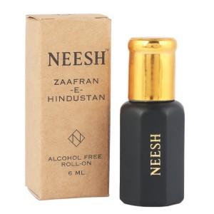 Olejek typu roll on indyjskie perfumy Zaafran-E-Hindustan w róże i szafran z Iranu