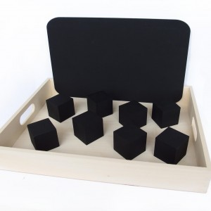 Tablica sylabowa, liczby, litery Montessori, cyfry