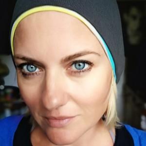 czapka damska kolorowa orientalna