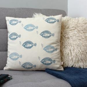 Poszewka na poduszkę - flądry