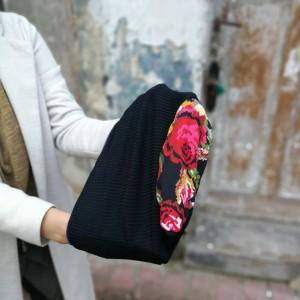 czapka damska przejściówka