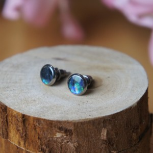 Mini sztyfty z masą perłową