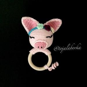 Grzechotka świnka