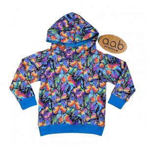 Bluza rozmiar  98 Motylki (391994)
