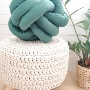 Poduszka dekoracyjna supeł,KNOT,PIŁKA,różne kolory