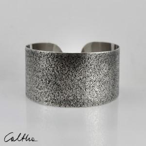 Piasek - metalowa bransoletka 130523-06