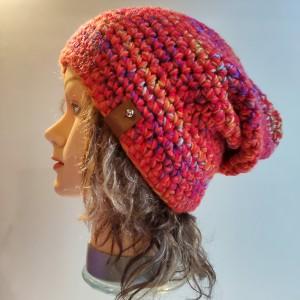 Alicja - czapka damska