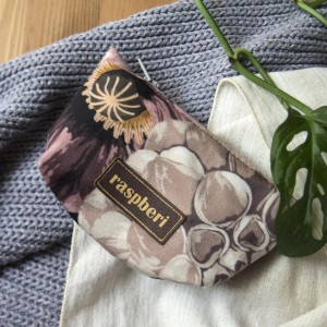 Kosmetyczka MINI w kwiaty