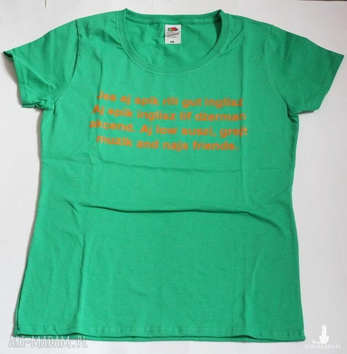 T shirt damski M